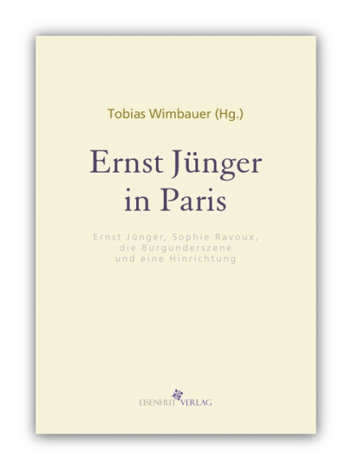 Jünger in Paris